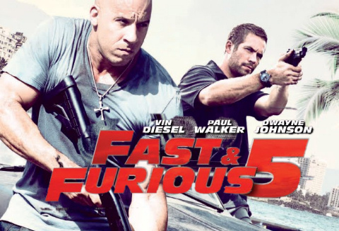 Fast & Furious 5 2