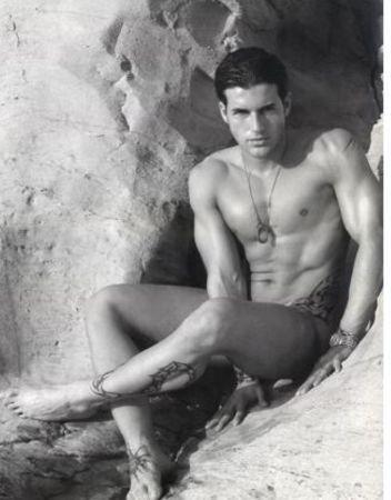 Fernando Vitale nudo 2