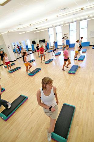Fitness di gruppo 2