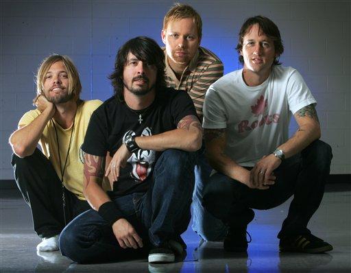 Foo Fighters 14