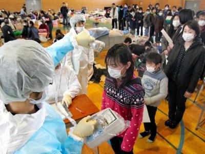 Fukushima, corpi radiottivi 2