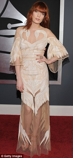 Grammy awards tappeto rosso 2