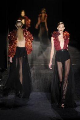 Sfilata Gucci per Milano Moda Donna 2