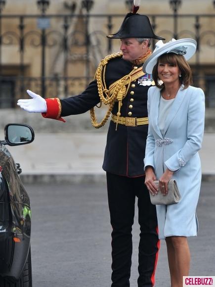 Il look degli invitati al matrimonio reale 2