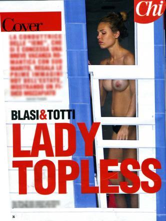 Ilary Blasi hot 2