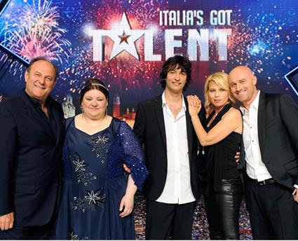Italia's got talent 2