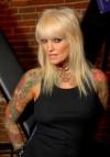 Janine Lindemulder, ex moglie pornostar di Jesse James