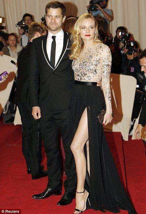 Joshua Jackson e Diane Kruger a NY 2