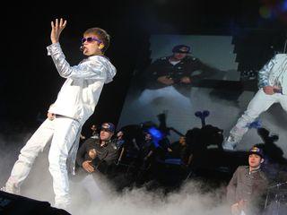 Justin Bieber a Taipei 2