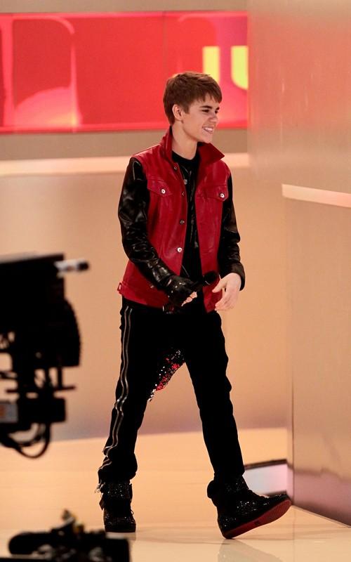 Justin Bieber a Wetten dass..? 12