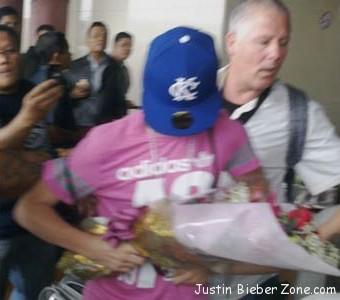 Justin Bieber e Selena Gomez a Bali 2