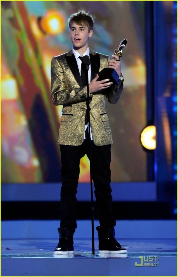 Justin Bieber e Selena Gomez ai Billboard Awards 22