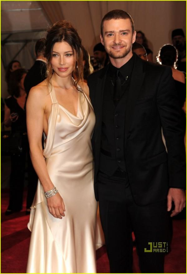 Justin Timberlake e Jessica Biel 2