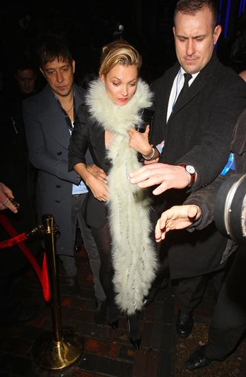 Kate Moss e Jamie Hince 2