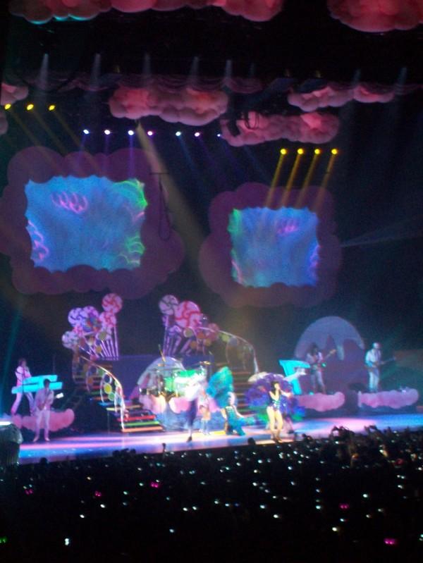 Katy Perry concerto Milano 2