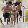 Katy Perry alle Bahamas con amici (18 luglio 2010)
