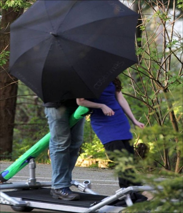 Kristen Stewart a Vancouver 2