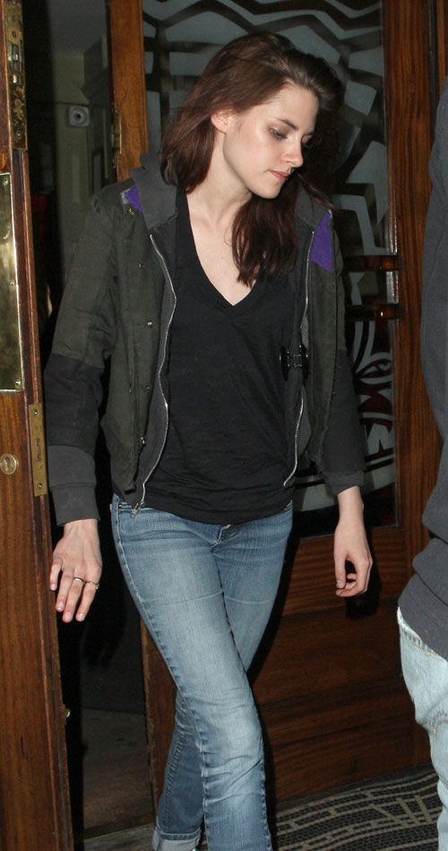 Kristen Stewart con Tom Sturridge e Sienna Miller 2