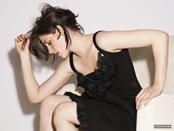Kristen Stewart per Elle 2
