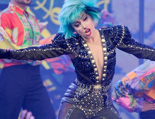 Lady Gaga ai MuchMusic Awards 2