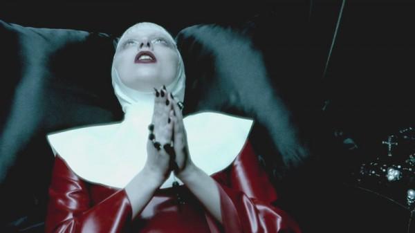 Lady Gaga blasfema 2