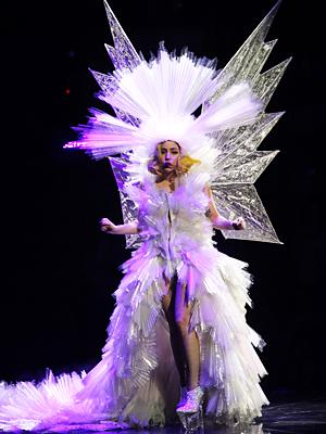 Lady Gaga e il Monster Ball Tour 2
