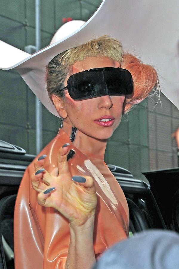 Lady Gaga Good Morning America 2