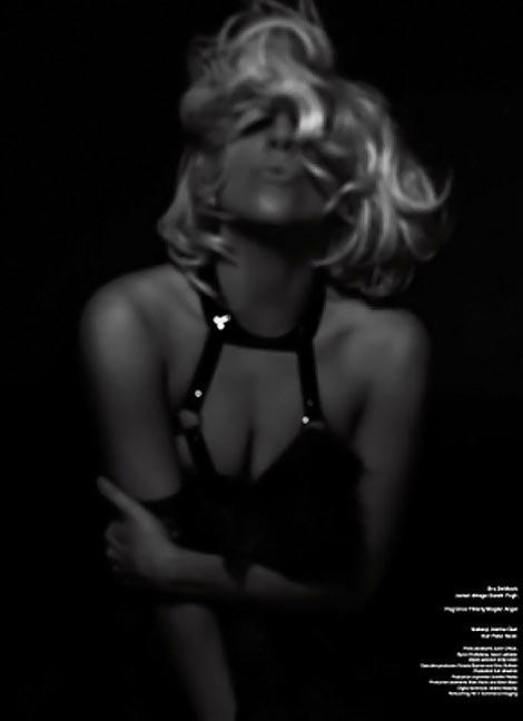 Lady Gaga su VMagazine 26