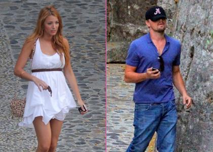 Leonardo DiCaprio e Blake Lively insieme nel sud della Francia 2
