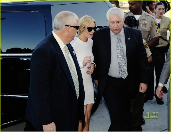 Lindsay Lohan e la giustizia 2