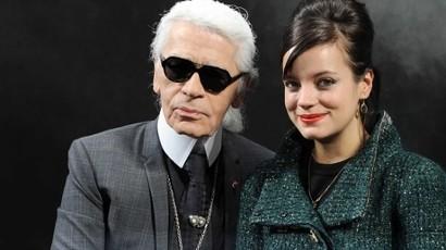 Lily Allen e Chanel 2