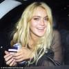 Lindsay Lohan alla festa del 24esimo compleanno