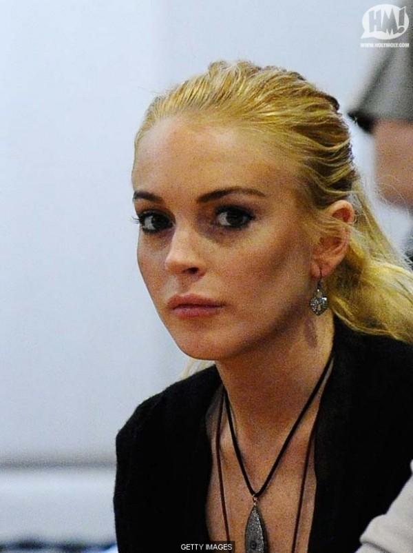 Lindsay Lohan in tribunale 2