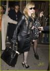 La mania dei guantini per Madonna