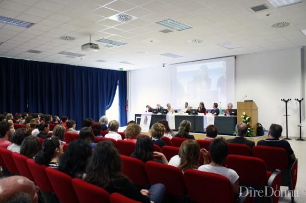 Margherita Hack a Teramo, foto di Claudio Schirru 26