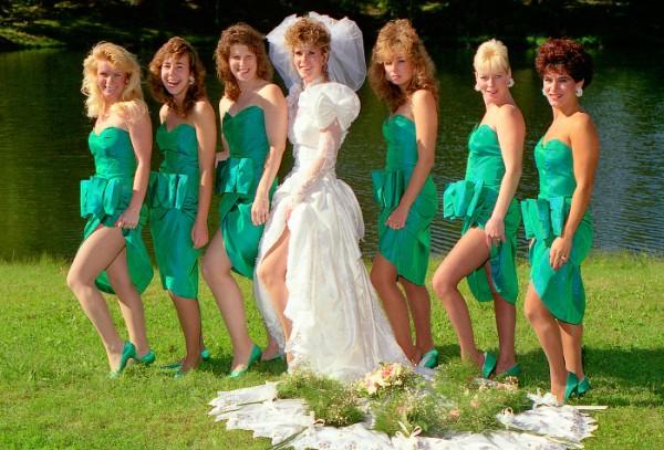 Partecipazioni Matrimonio Anni 80.Un Matrimonio In Stile Anni 80 Diredonna