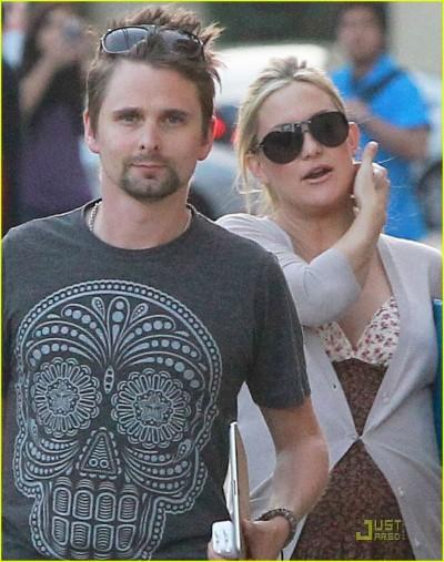 Matt Bellamy e Kate Hudson presto genitori 6