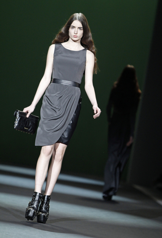 Mercedez Benz Fashion Week giorno 2 18