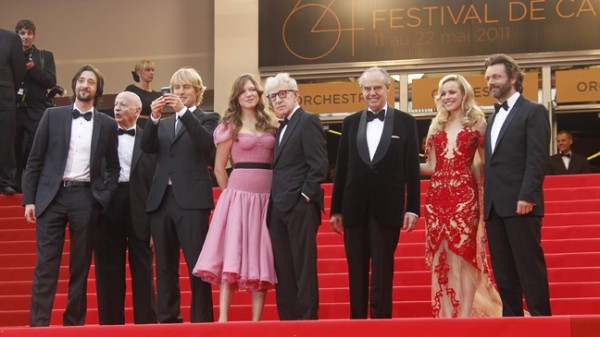 Midnight in Paris a Cannes 2