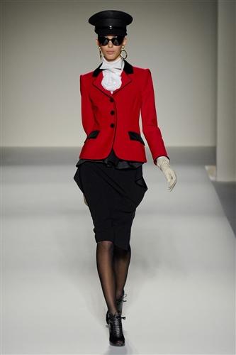 Milano Moda Donna sfilata Moschino 2