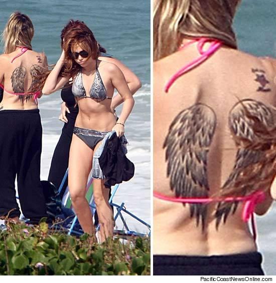 Miley Cyrus in bikini a Rio 2