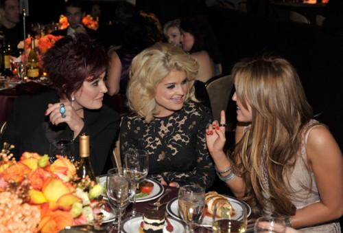 Miley Cyrus party pre Grammy 6