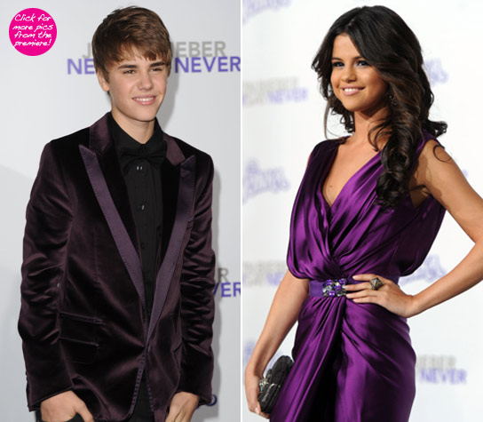 Never Say Never premiere Los Angeles 28