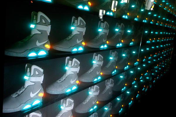 Nike crea le scarpe di «Ritorno al futuro» Come nel film: si