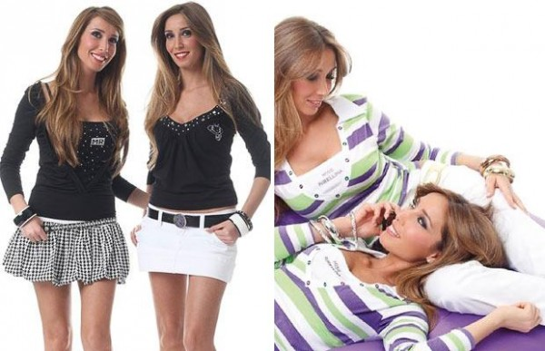 Le ragazze de L'Olgettina 2
