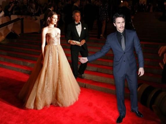 Oscar 2011: Anne Hathaway e James Franco 4