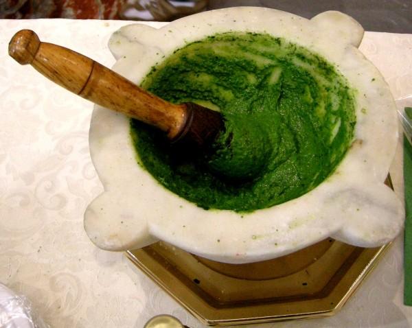 Pesto alla genovese 2