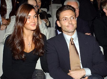 Pier Silvio Berlusconi e Silvia Toffanin 2