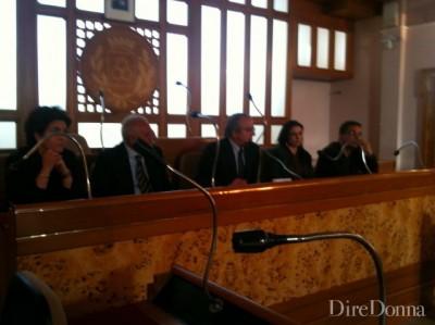 Pietro Mennea, conferenza stampa 2