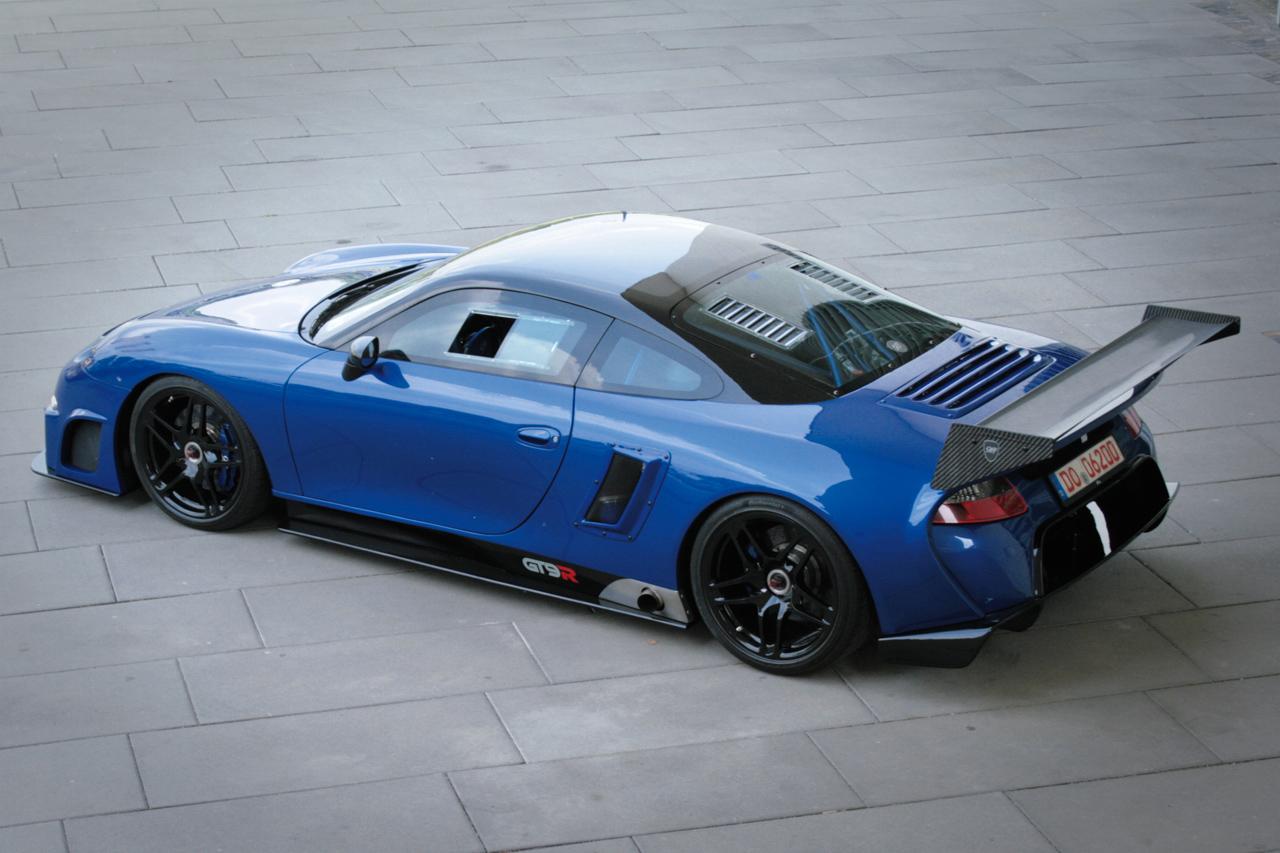 La porsche 9ff gt9 r l 39 auto pi veloce del mondo diredonna - Porche da letto ...